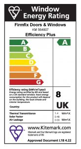 Windows-Energy-Rating-KM00000-A-label
