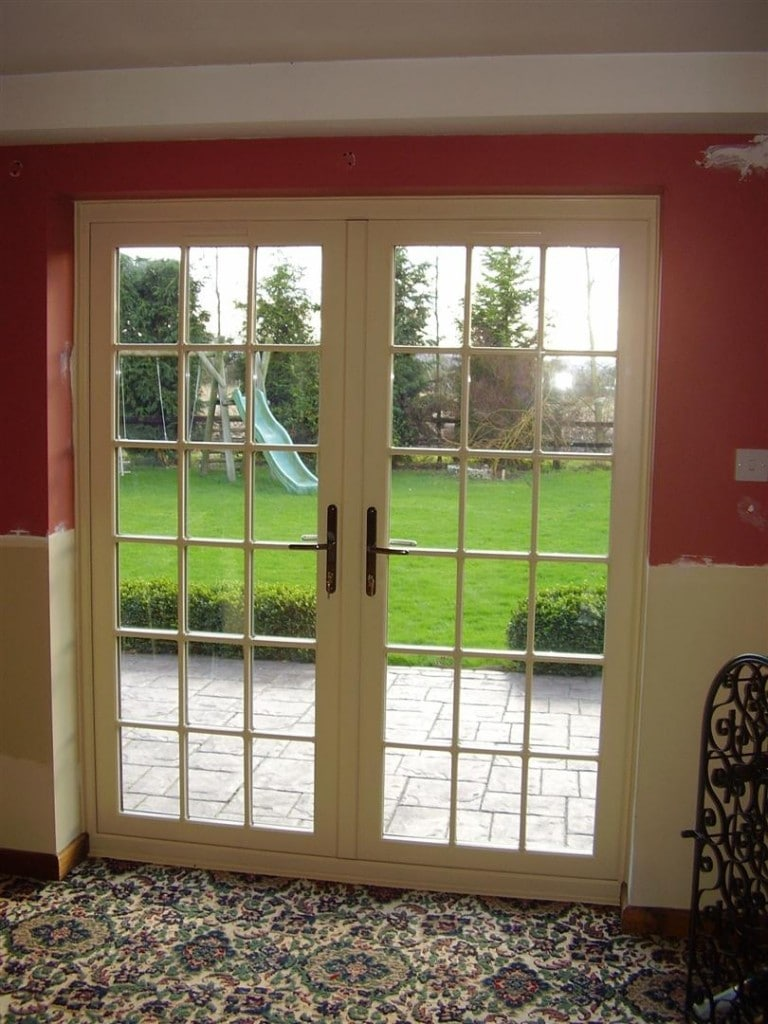 large range of colours windows doors conservatories